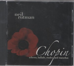 Chopin CD Cover