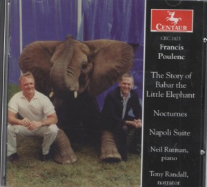Poulenc CD Cover